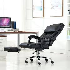 industrial office chair executive reclining office chair ergonomic high back leather footrest armchair desk chair cushion target