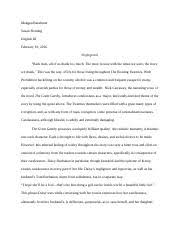 in a well written essay develop your position on the value or  3 pages the great gatsby literary analysis essay meagan barnhurst