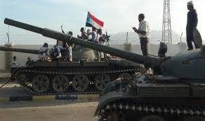 عدن - القوات اليمنية سيطرت على مواقع للحوثيين