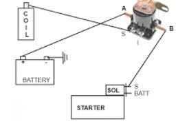 solenoid starter wiring diagram solenoid wiring diagrams wiring diagram for murray riding lawn mower solenoid at Starter Solenoid Wiring Diagram For Lawn Mower