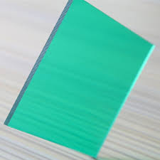 saving energy pc solid corrugated fiberglass roofing panels clear uv coating