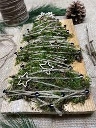 Unsere bastelvorlagen für weihnachten zum ausdrucken sind super cool & praktisch. Diy Nagelbild Fur Weihnachten Einfach Und Schnell Gemacht Tischlein Deck Dich
