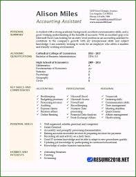 Examples Of A Modern Resume Modern Resume Examples 2018 Greatest Modern Cv Format 2018