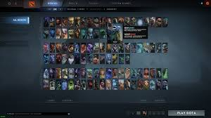 suggestion right click hero to see counter countered heroes