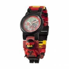 "<b>Часы</b> наручные аналоговые <b>LEGO</b> ""<b>Ninjago Movie</b>"", с мини ..."