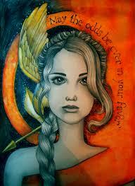 katniss everdeen the on