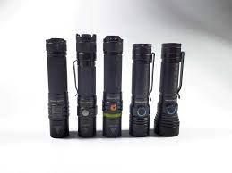 Top 5 đèn pin siêu sáng đáng mua tầm giá dưới 1.5 triệu ( dùng 1 pin 18650,  2 x CR123A )