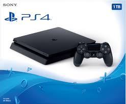 <b>PlayStation 4</b> Slim Black <b>1TB Sony</b> Computer Entertainment America