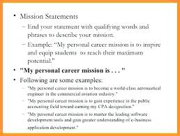 Resume Personal Statement Custom Personal Resume Examples Personal Statement Resume Example How Write