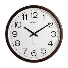 office wall clocks large. [ Etc ] (400Mm Ot766rc) Orient Radio Control Office Wall Clock Phrases Clocks Large A