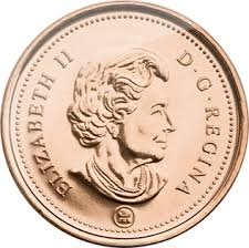 Penny Values Chart Penny Canadian Coin Wikipedia