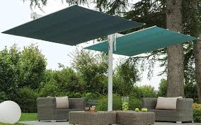offset patio umbrella base with wheels