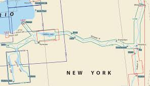 Noaa Chart Books Noaa Small Craft Book Chart 14786 New York State Canal System Book Of 61 Charts