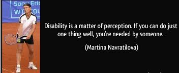 Disability Quotes Stunning 48 Inspirational Disability Quotes From Outstanding Individuals