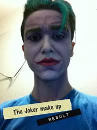 the joker make up by jaacksays
