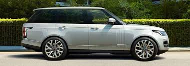 What Colors Does The Land Rover Range Rover Come In