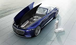 2018 maybach cabriolet. wonderful maybach vision mercedesmaybach 6 cabriolet on 2018 maybach cabriolet