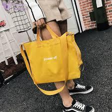 <b>1PC</b> Simple Ladies Shoulder Bag <b>Embroidery</b> Large Capacity ...