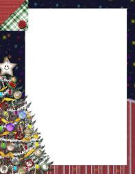 stationary template for word christmas 1 free stationery com template downloads