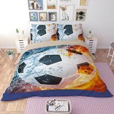 soccer bedding new kids soccer bedding set football duvet cover for comforter designs soccer team bedding