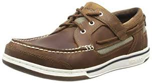 Sebago Docksides Size Chart Amazon Com Mens Sebago Trition 3 Eye Walnut Leather Deck