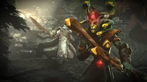 dota 2 heroes medusa abilities mana shield mystic snake split shot