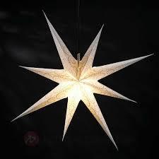 8 Zackiger Stern Ganesha Mit Glitterdesign Außen Sicher