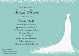Bridal Shower Invitation Samples sample bridal shower invitations Sample Bridal Shower Invitations By 1