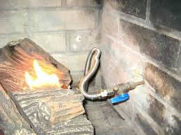 turn off pilot light how to turn off a gas fireplace gas line clearance close turn turn off pilot light