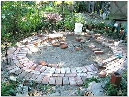 brick paver patio layout patterns beginners home laying beginne