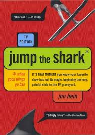 television essays humor trivia shelf jump the shark tv edition