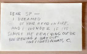 Letter World Love Letter To The World Edie Tsong