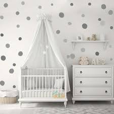 High Qulaity <b>Colorful Polka Dots Wall</b> Sticker For Nursery ...