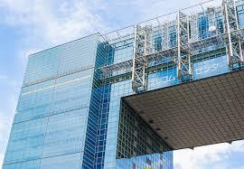 modern architecture city. Brilliant Architecture Glass Facade Modern Architecture Office Building And Modern Architecture City