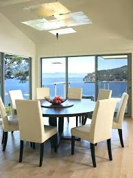 modern round dining table for 6 modern dining room table sets round farmhouse dining table room