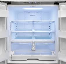 refrigerator cost. lots of adjustable storage and bright led lighting give the samsung rf260beaesr look something refrigerator cost