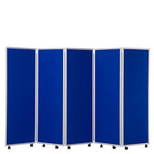 Mobile Room Dividers  1500mm High
