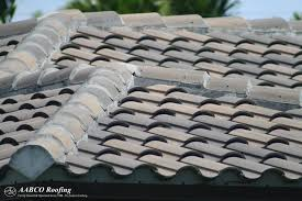 concrete tile roof repair