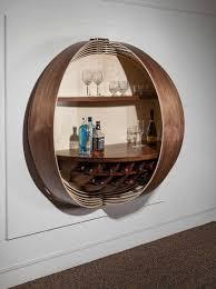 wall mounted bar bar cabinet