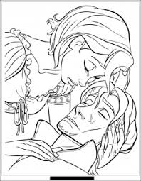 Kd lines by dykah on deviantart. Tangled Free Printable Coloring Pages For Kids