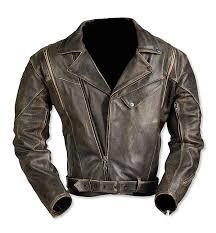 teknic rebel leather jacket