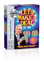 makea amazon com lets make a deal dvd game toys games