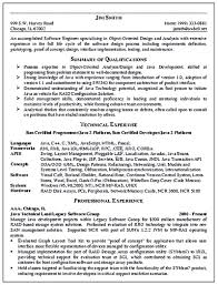 Senior Software Engineer Resume Template Download Embeded Firmware