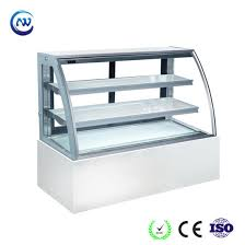Display Stand Hs Code China Bread Display StandCake RefrigeratorPastry Showcase 2