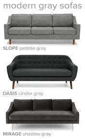 best  dark gray sofa ideas on pinterest  gray couch decor