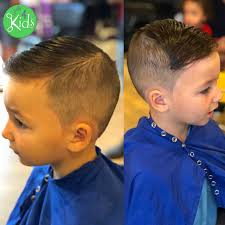 top kids hairstyles 2018 best kids hairstyles for children 2018 back to short hairstyles for boys short haircuts for boys b over fade