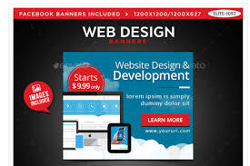 website advertisement template top 22 free banner templates in psd and ai in 2017 colorlib