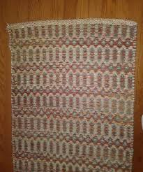 5 of 10 long vintage carpet rug runner native american south western style 84x24 inches