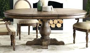 house rustic round dining room tables table with leaf contemporary designs 9