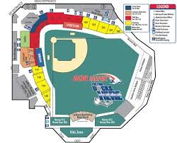 Visalia Rawhide Seating Chart Stockton Ports Vs Visalia Rawhide Asm Global Stockton